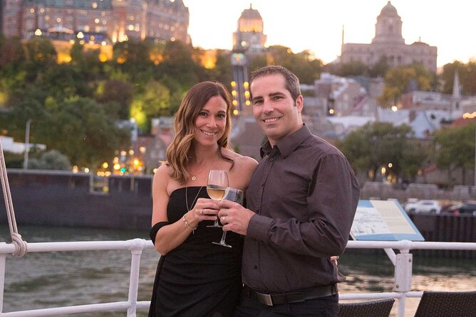 Quebec City Gourmet Dinner Cruise with music
