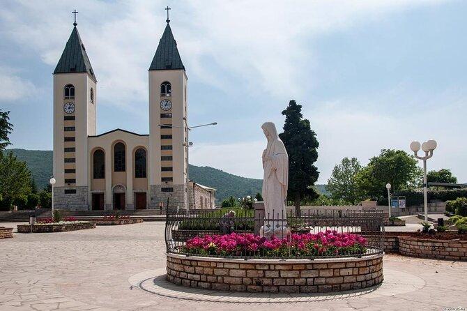 Private Full - Day Tour: Medjugorje from Dubrovnik