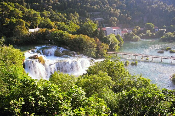 Private Full - Day Tour: NP Krka from Dubrovnik