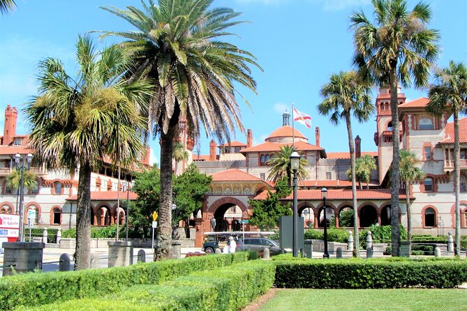 "90-Minute ""Conquistatour of Saint Augustine"" Guided Historical Walking Tour"