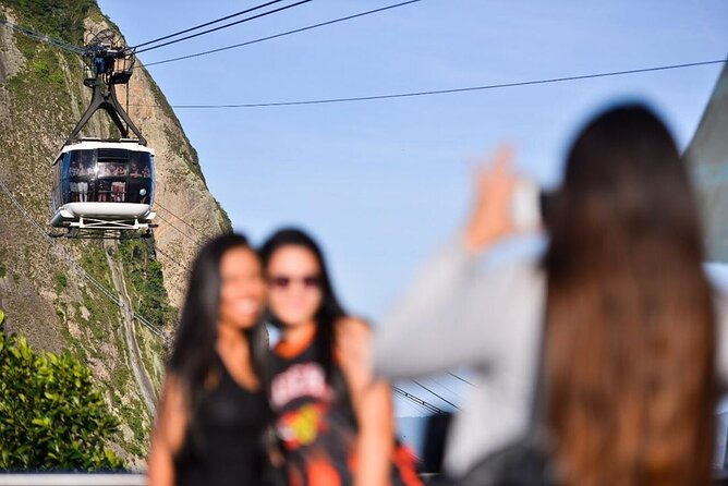 Tourist Morning - Christ the Redeemer + Sugarloaf Mountain