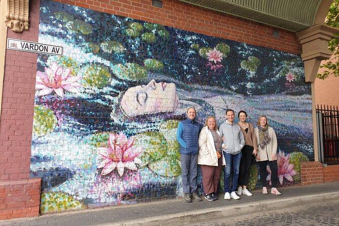 Jimmy C Street Art Walking Tour