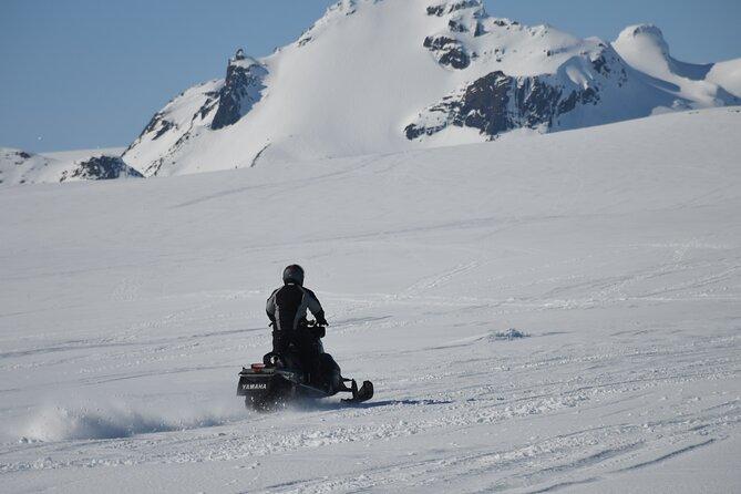 Snowmobile Adventure in Borovets