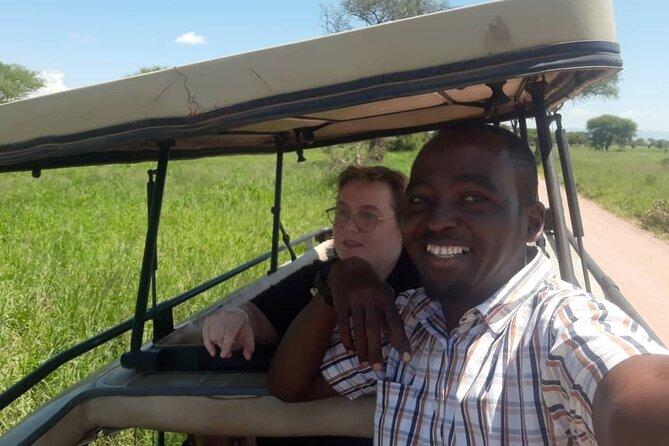 3-Day Camping Tour for Tarangire, Manyara & Ngorongoro