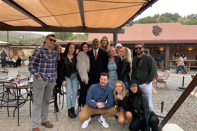 Sedona | Verde Valley Wineries Tour private Van up to 12 Passenger