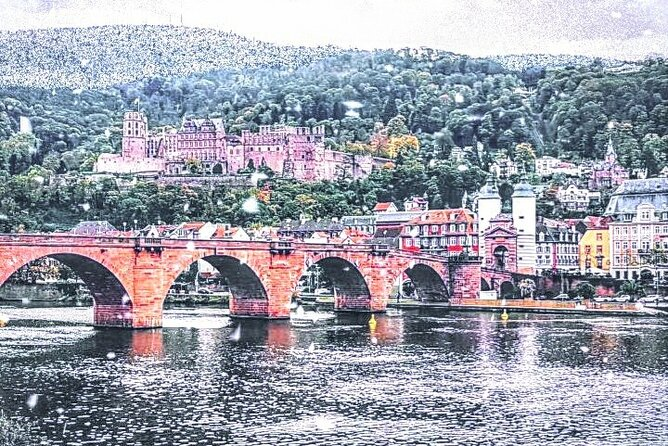 Magical CHRISTMAS MARKETS: Heidelberg & Rothenburg EXCLUSiVE TOUR from Munich