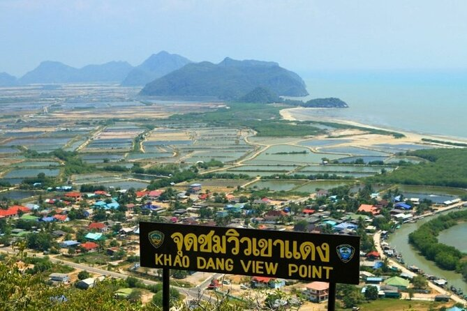 Private Pranburi Forest Park and Khao Daeng Tour from Hua Hin