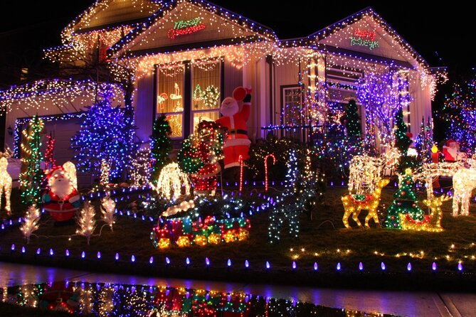Christmas | Holiday Lights ISM Zoomtown Lights 2 Hour Tour