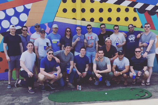 Nashville Bar Golf Game