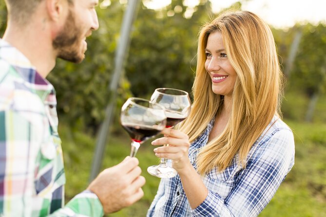 Half Day Paso Robles Wine Tasting Tour