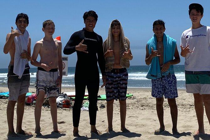 Private Solo Surf Lesson in Venice Beach