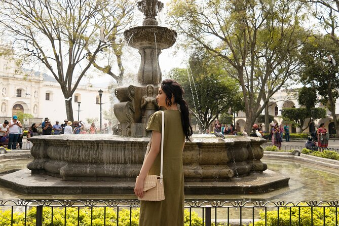 Private Day Tour in Antigua Guatemala and Colorful Towns