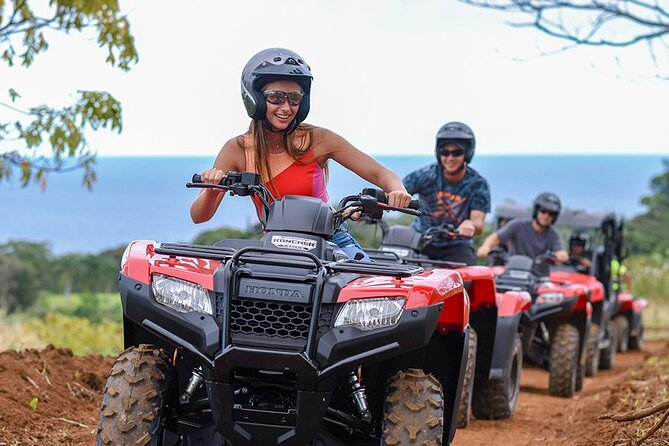 Deluxe ATV Waterfall and Swim Experience