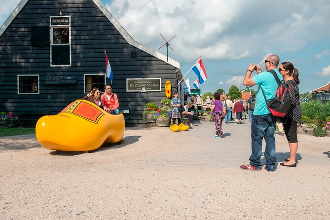 3 Day Guided Tour in Amsterdam and Dutch countryside experience