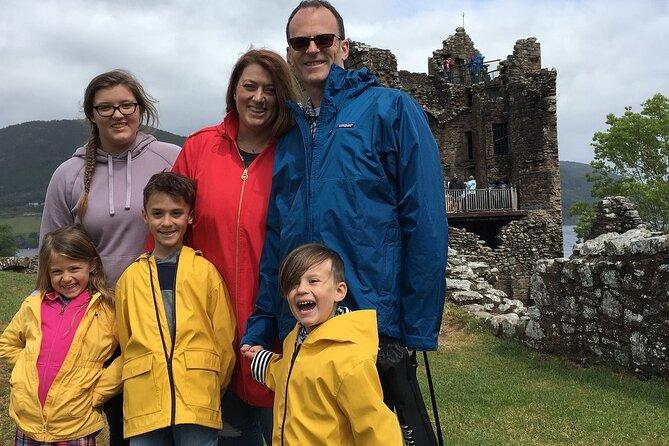 Highlands and Glencoe Tour