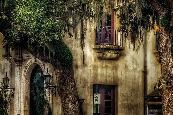 Guardian Angels of St. Augustine Private Walking Tour