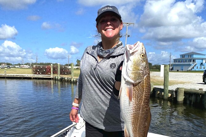 New Orleans Fishing Charter (ClearVision Charters)