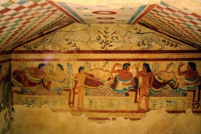 2 Days Private Etruscan Tour in Tarquinia