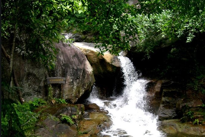 Private Full Day Tour from Hua Hin to Huay Yang Waterfall