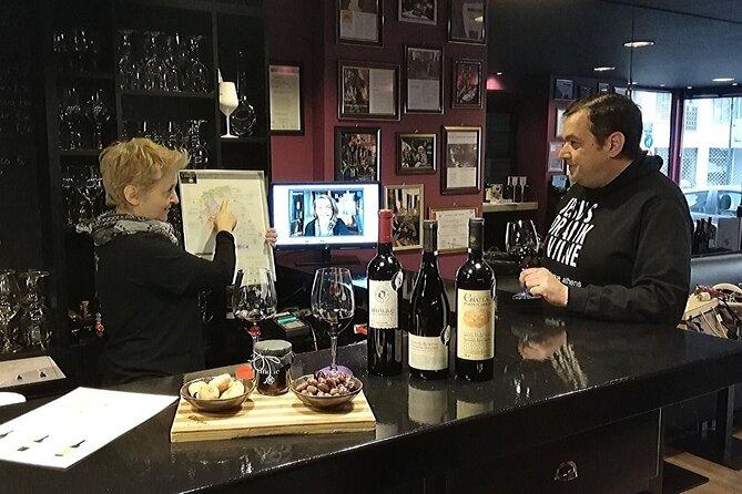 Virtual Greek Wine Tasting