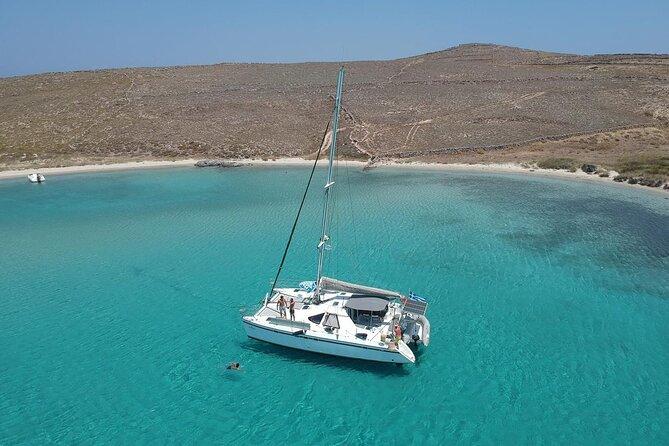 Private 3-Day Boat Tour of Paros, Antiparos, and Pantieronisia