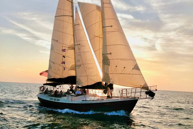 Schooner Clearwater Sunset Sailing Cruise-Clearwater Beach