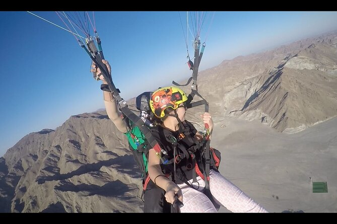Paragliding Adventure in Dubai