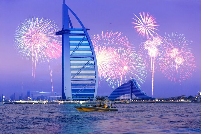 99-Minute New Year's Eve Tour with Fireworks Show