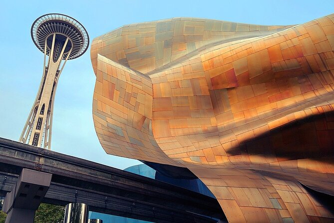 Lonely Planet Experience: Seattle Private Walking Tour Best of Pacific Northwest