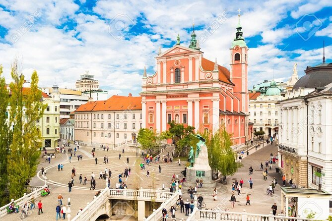 Ljubljana Self Guided Audio Tour