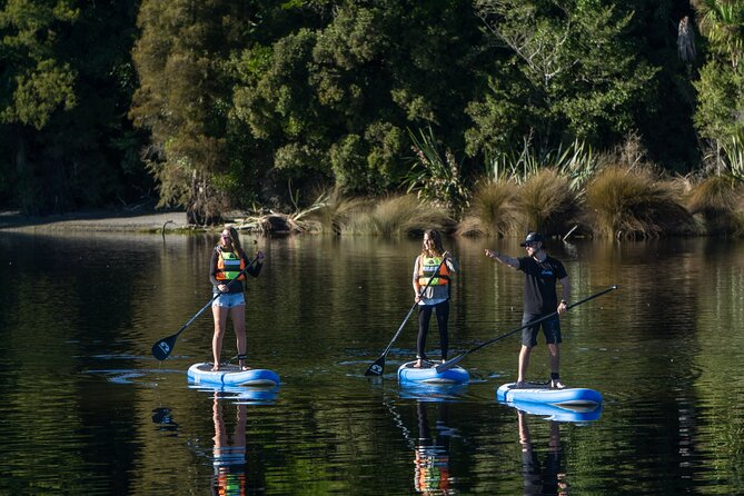 Cruise & Stand Up Paddleboard Tour