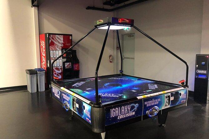 Vancouver Ultimate Game Fun Tour