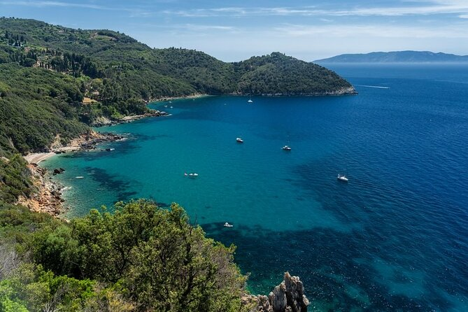 Mini-cruise to the island of Giannutri and Giglio