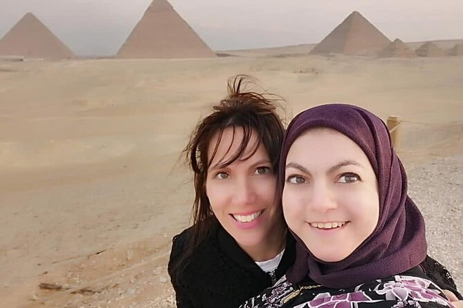 Private-Tour: Giza Pyramids, Sphinx, Memphis, Sakkara