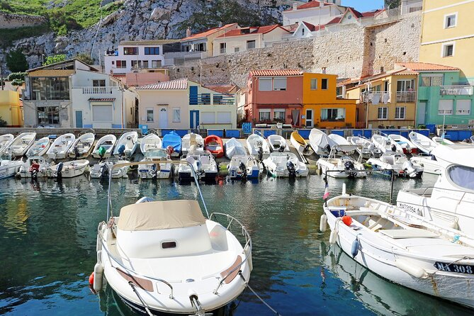Private Tour of Marseille's Bay and Tiny Fishing Ports