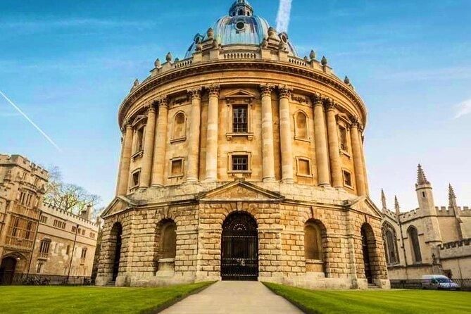 Oxford Official University & City Tour