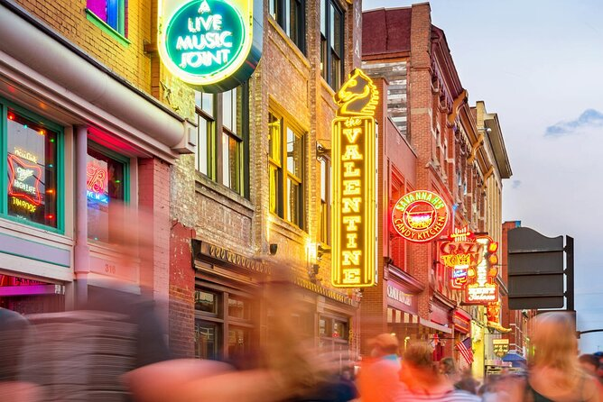 Lonely Planet Experiences: Private Walking Tour of Nashville