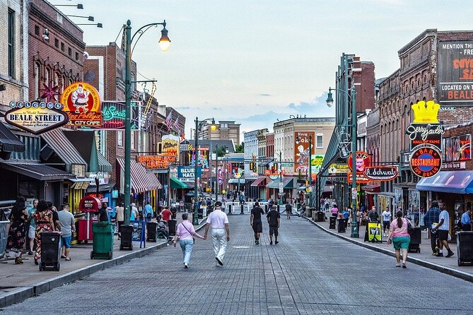 Lonely Planet Experiences: Private Walking Tour of Memphis