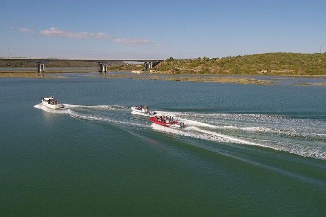 Arade River Boat Tour from Portimão