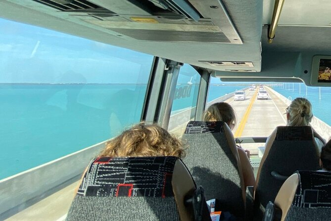 Miami to Key West Day Trip with Activities