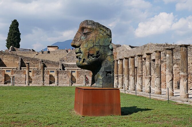 Half-Day Tour to Pompeii Archaeological Park from Salerno