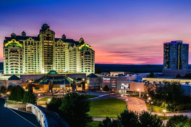 Arrival Private Transfer BDL Bradley Airport to Foxwoods Resort Casino