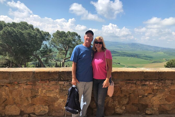 Tuscany Full-Day Tour Pienza and Montepulciano with Lunch