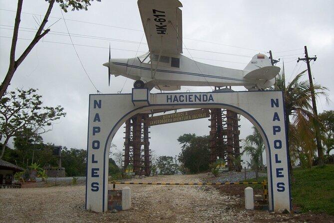 Full Day Tour to Hacienda Napoles Theme Park