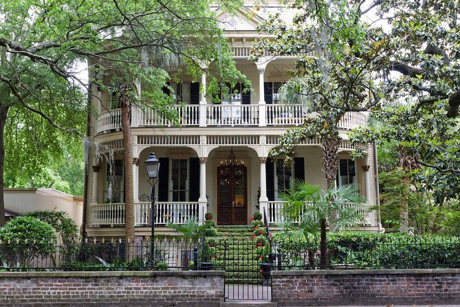 Lonely Planet Experiences: Private Walking Tour of Savannah