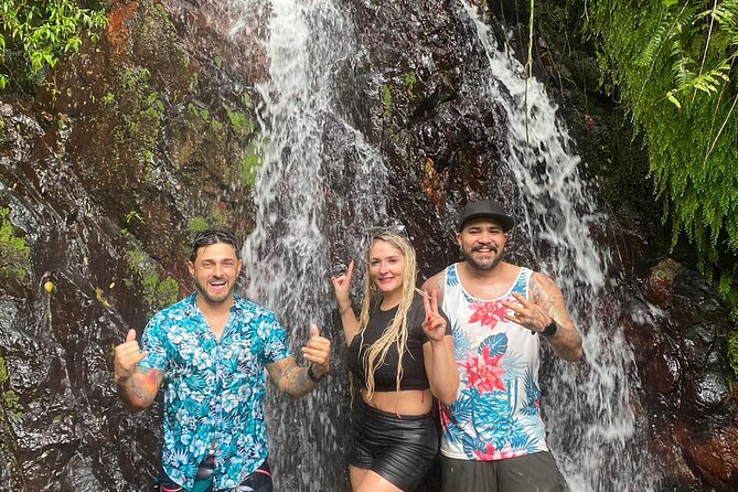 Meet your Guide for Waterfall Short Hike Adventure in Tinajas