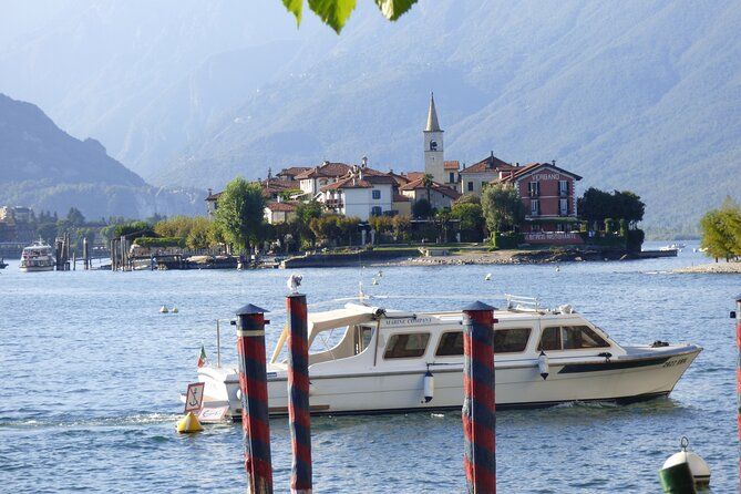Ticket for Isola Madre & Bella from Stresa