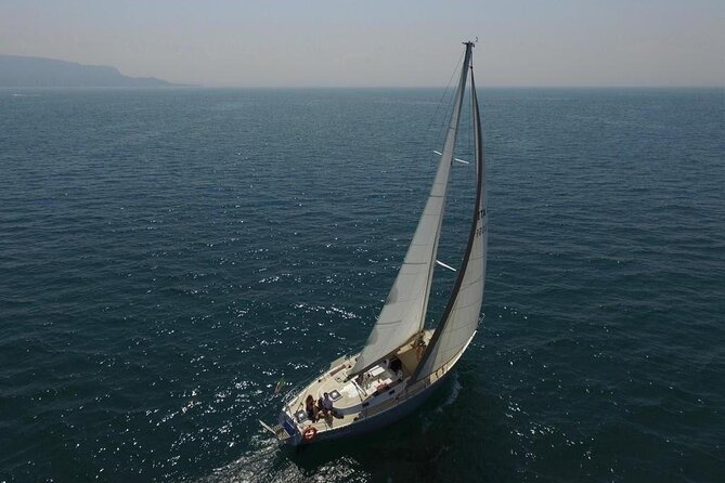 Half Day Sailing Tour with Skipper from Maderno