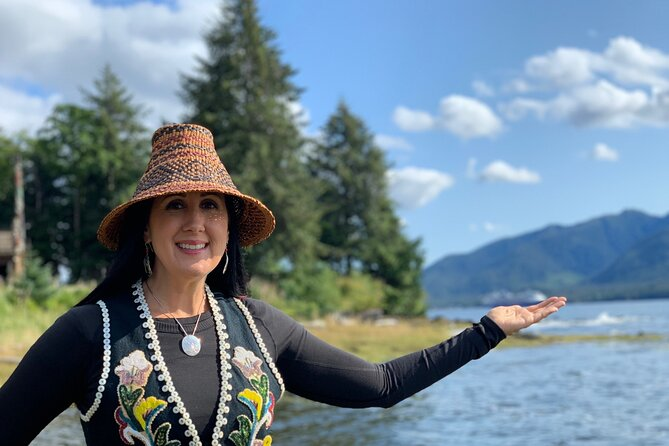 Covid-19 Private Family Tour! Authentic Ketchikan Native Experience