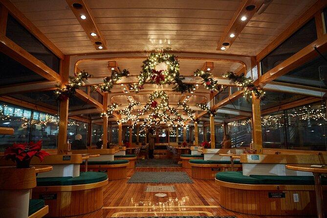New York City Christmas Holiday Lights Sightseeing Cruise